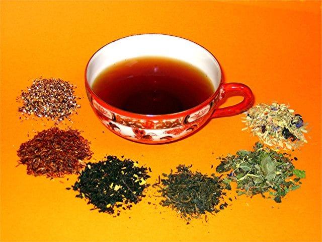 Tee & Kräuter